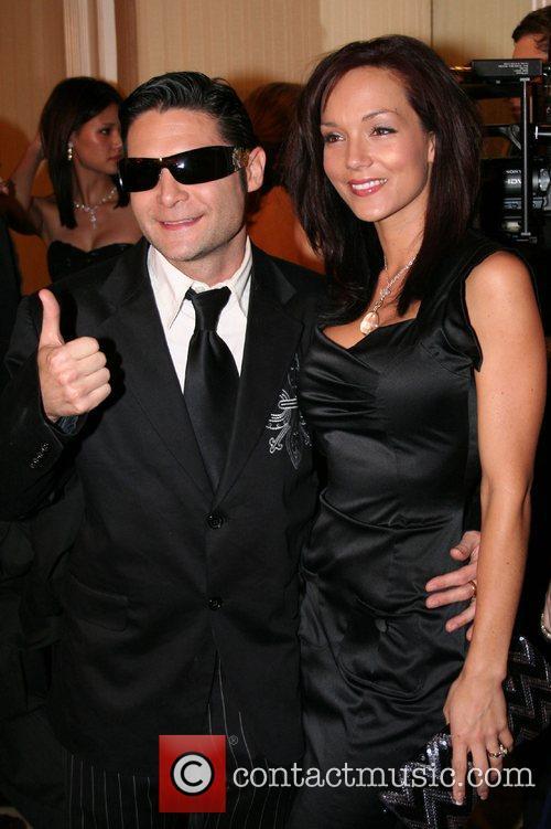 Corey Feldman and Wife 2