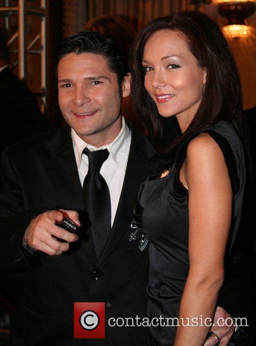 Corey Feldman and Wife 1