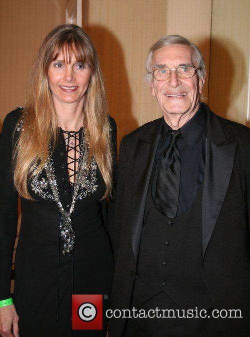 Martin Landau & wife,  The 18th Annual...