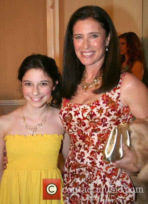 Mimi Rogers & daughter Lucy,  The 18th...