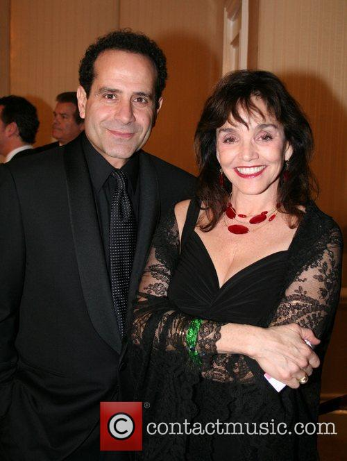 Tony Shalhoub and Wife 6