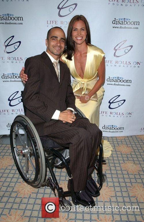 Jesse Billauer and Brooke Burns The 4th Annual...