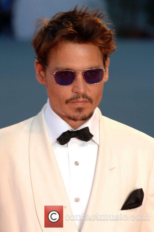 Johnny Depp, Venice Film Festival