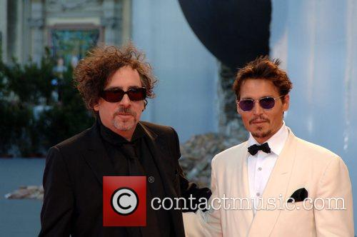 Tim Burton and Johnny Depp 6