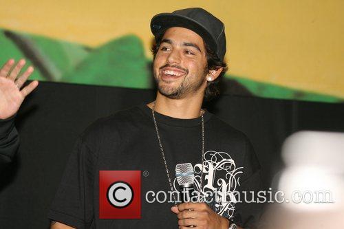 Skateboard sensation Paul Rodriguez Jr. at The Point...