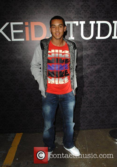 Celebrity VIP Media Launch of the Nikeid Studio...