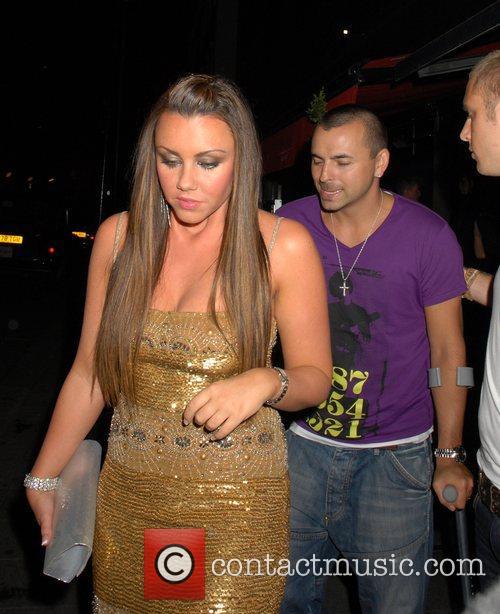 Michelle Scott-Lee Former Big Brother star Nikki Grahame's 26th...