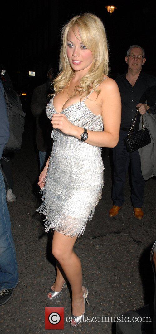 Miss Great Britain,  Former Big Brother star Nikki...