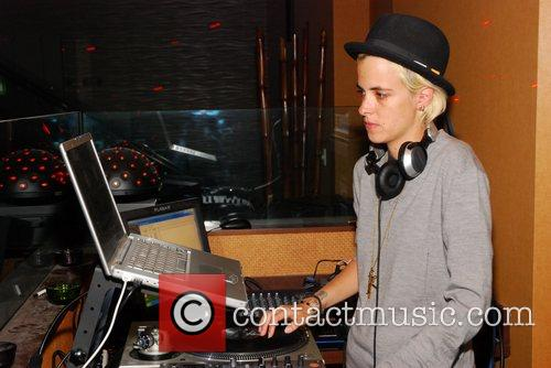 DJ Samantha Ronson at Torrid Nightclub