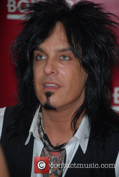 Nikki Sixx and Motley Crue 1