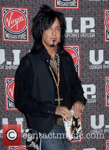 Nikki Sixx, Rock Star and Virgin 13