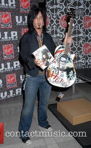 Nikki Sixx, Rock Star and Virgin 28