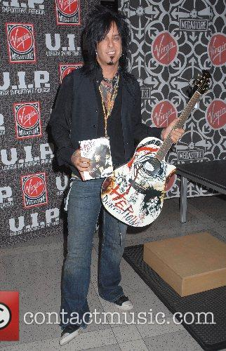 Nikki Sixx, Rock Star and Virgin 6