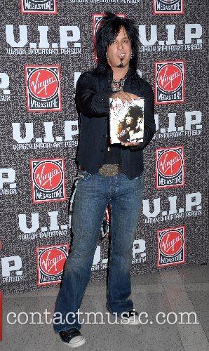 Nikki Sixx, Rock Star and Virgin 17