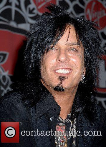Nikki Sixx, Rock Star and Virgin 23
