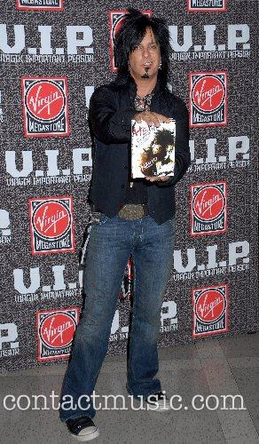 Nikki Sixx, Rock Star and Virgin 11