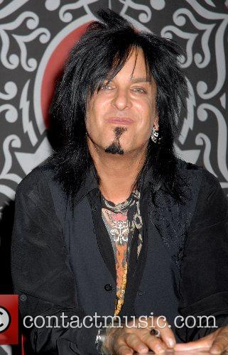 Nikki Sixx, Rock Star and Virgin 20