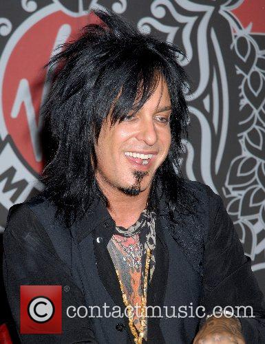 Nikki Sixx, Rock Star and Virgin 15