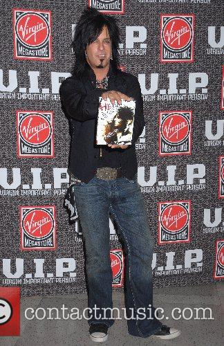 Nikki Sixx, Rock Star and Virgin 22