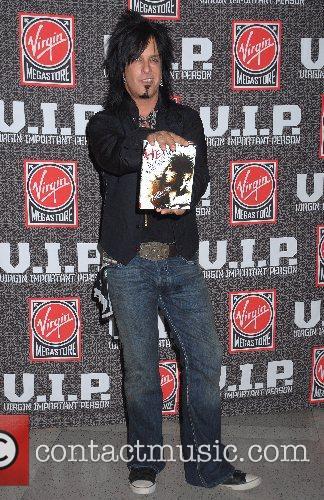 Nikki Sixx, Rock Star and Virgin 22