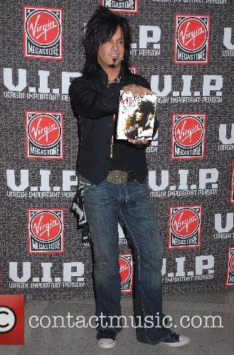 Nikki Sixx, Rock Star and Virgin 24
