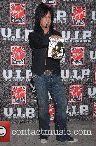 Nikki Sixx, Rock Star and Virgin 24