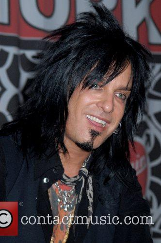 Nikki Sixx, Rock Star and Virgin 27