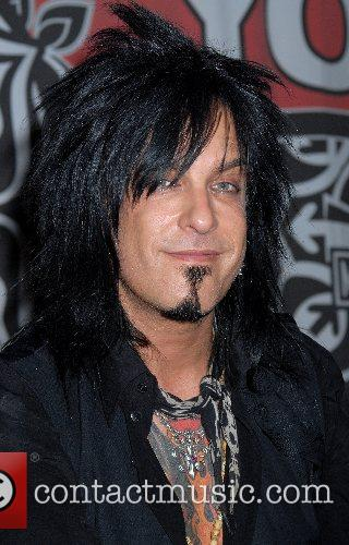 Nikki Sixx, Rock Star and Virgin 7