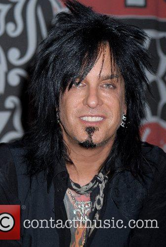 Nikki Sixx, Rock Star and Virgin 5