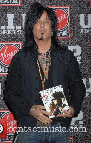 Nikki Sixx, Rock Star and Virgin 4