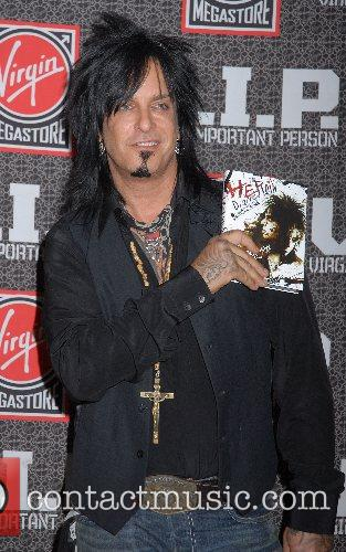 Nikki Sixx, Rock Star and Virgin 16