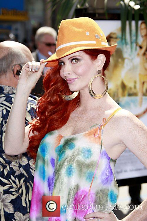Phoebe Price  arrives at the premiere of...