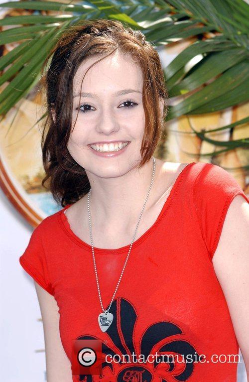 Jillian Clare The World Premiere of Nim's Island...