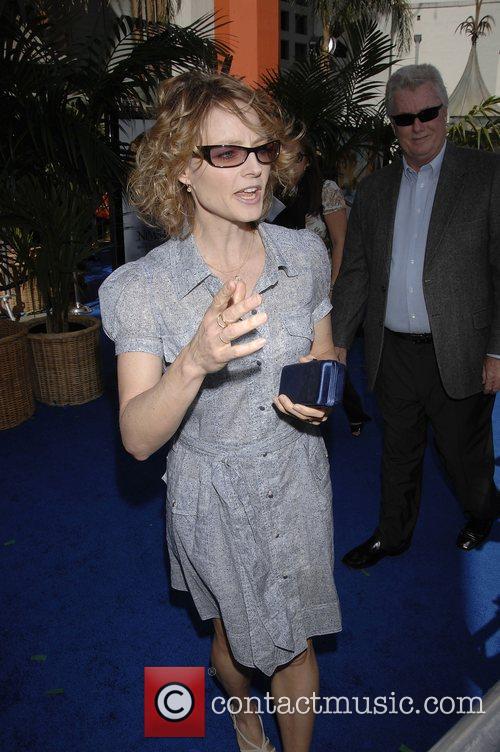 Jodie Foster The World Premiere of Nim's Island...