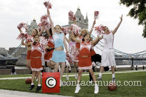 To announce the launch of 'High School Musical:...