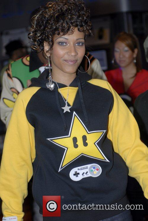 New York City launch of Nintendo apparel at...