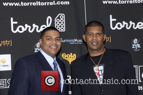 Torel Harris Jr. and Torrel Harris Sr....