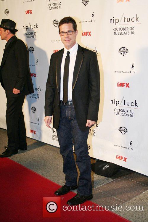 Dylan Walsh Nip/Tuck Season 5 Premiere Screening held...
