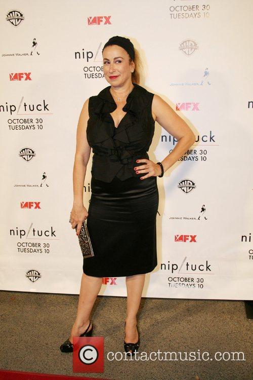 Roma Maffia Nip/Tuck Season 5 Premiere Screening held...
