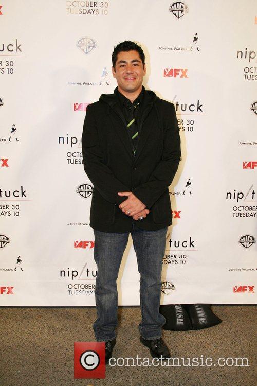 Danny Nucci Nip/Tuck Season 5 Premiere Screening held...