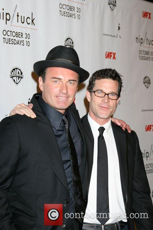 Julian Mcmahon and Dylan Walsh 8
