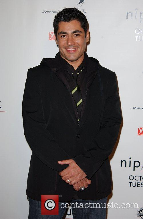 Danni Nucci Nip/Tuck season five premiere at Paramount...