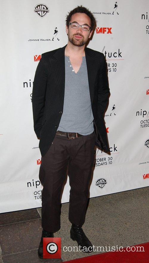 John Hensley Nip/Tuck season five premiere at Paramount...