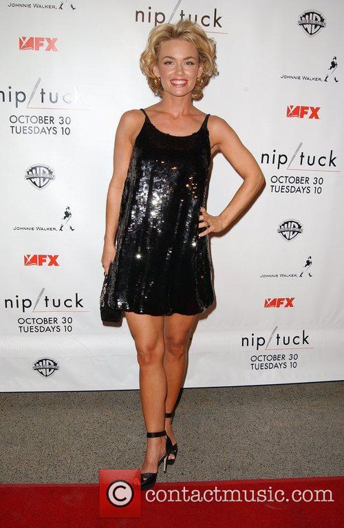 Kelly Carlson Nip/Tuck season five premiere at Paramount...
