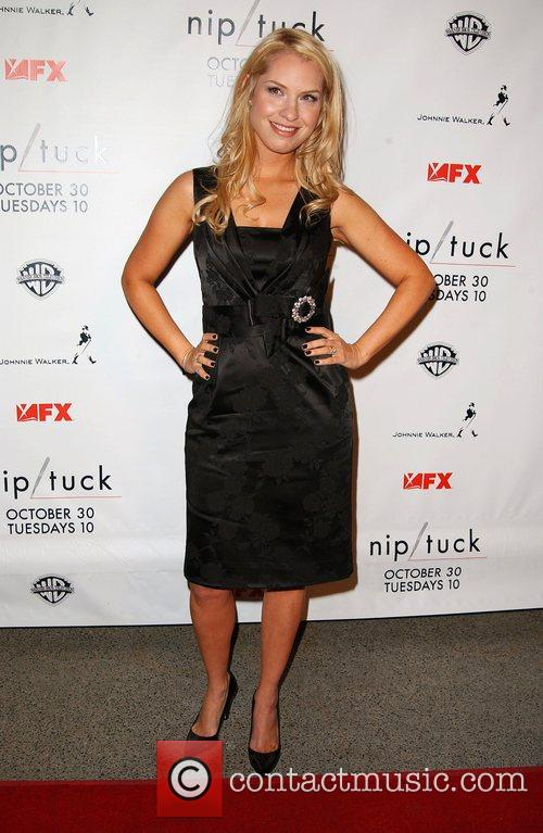 Leslie Grossman Nip/Tuck season five premiere at Paramount...