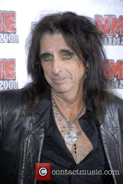 Alice Cooper  US NME Awards held at...
