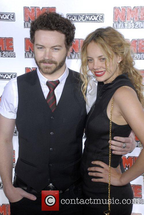 Bijou Phillips and Danny Masterson US NME Awards...