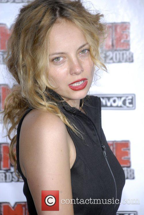 Bijou Phillips US NME Awards held at the...