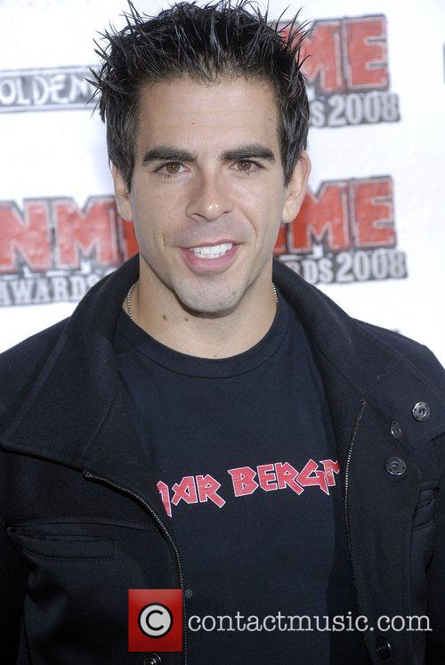 Eli Roth US NME Awards held at the...
