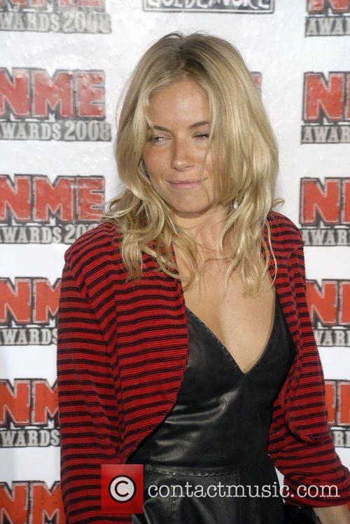 Sienna Miller US NME Awards held at the...